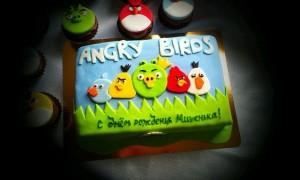 Торт Злые прички