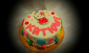 Торт на заказ Китти