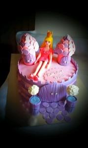 Торт принцесса на заказ