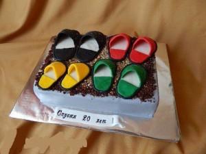 торт для семьи на заказ