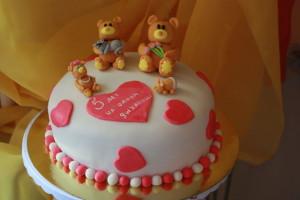 торт для влюбленых
