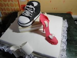 торт для жениха и невесты
