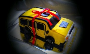 торт машына для мужчин