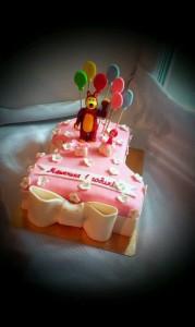 торт на годик11