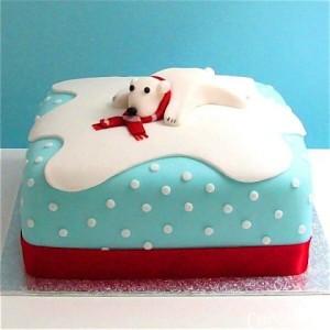торт на новый год запорожье