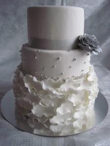 торт на заказ на свадьбу